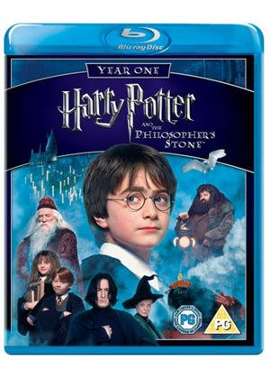 Harry Potter And The Philosopher's Stone (Year One) (Blu-Ray)