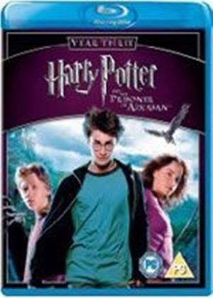 Harry Potter And The Prisoner Of Azkaban (Year Three) (Blu-Ray)