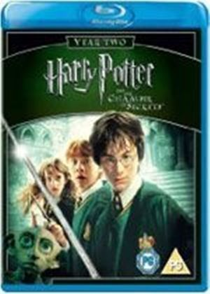 Harry Potter And The Chamber Of Secrets (Year Two) (Blu-Ray)