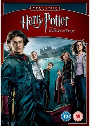Harry Potter And The Goblet Of Fire (Year Four)