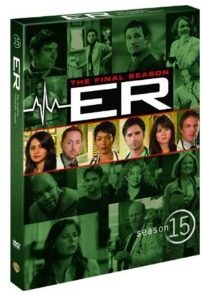 ER - The Complete Fifteenth Season
