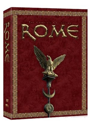 Rome - The Complete Boxset