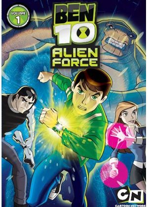 Ben 10 Alien Force Volume 1: Ben 10 Returns