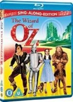 Wizard Of Oz (Blu-Ray and DVD)