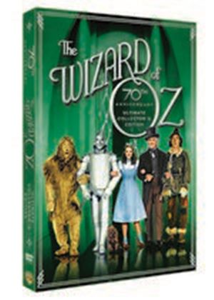 Wizard Of Oz (4 Disc Special Edition)