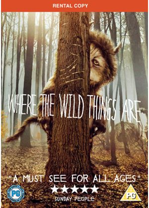 Where the Wild Things Are (RENTAL)