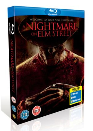Nightmare On Elm Street (2010) (Blu-Ray and DVD)