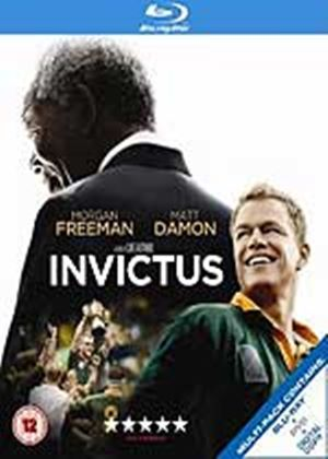 Invictus (2009) (Blu-Ray and DVD Combi Pack)