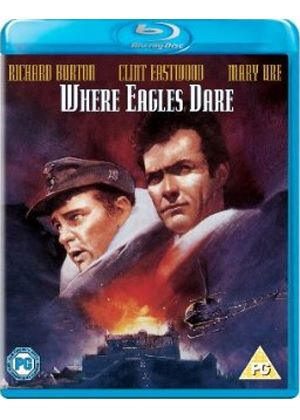 Where Eagles Dare (Blu-Ray)