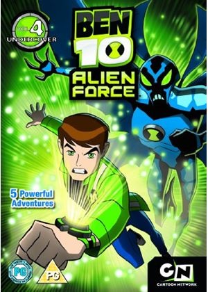 Ben 10 - Alien Force Vol.4