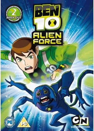 Ben 10 - Alien Force Vol.2 - Max Out