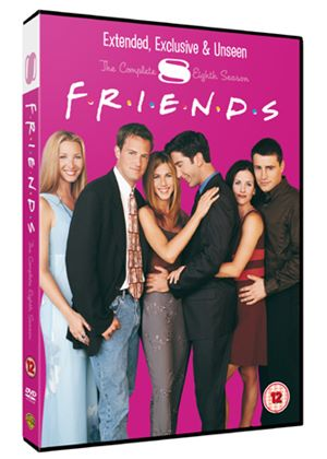 Friends - Series 8 - Complete