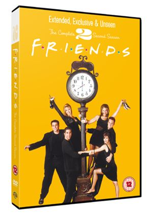 Friends - Series 2 - Complete