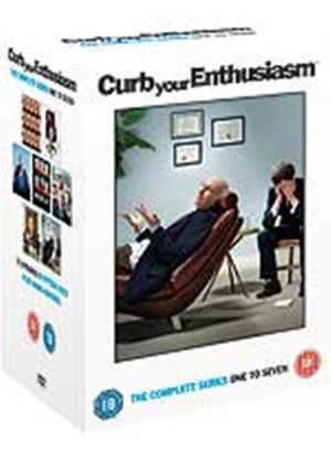 Curb Your Enthusiasm - Series 1-7 - Complete