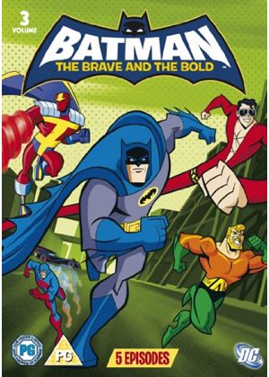 Batman - The Brave And The Bold Vol.3