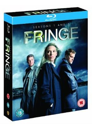 Fringe - Season 1-2 (Blu-Ray)