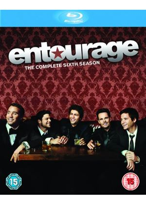 Entourage: Season 6 (Blu-Ray)