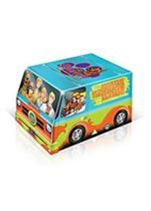 Scooby-doo Mystery Machine Collection