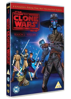 Star Wars: Clone Wars Season 2 Vol. 1