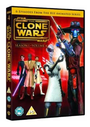 Star Wars Clone Wars Season 1 Vol.4
