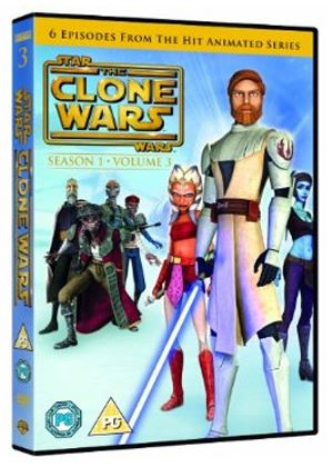 Star Wars Clone Wars Season 1 Vol.3