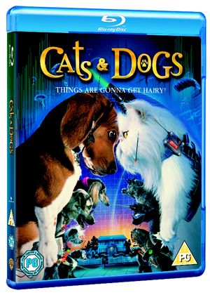 Cats And Dogs (Blu-Ray)