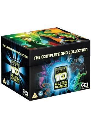 Ben 10 Alien Force - Box Set