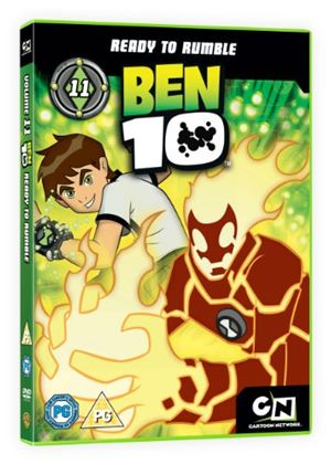 Ben 10 - Vol.11 - Ready To Rumble