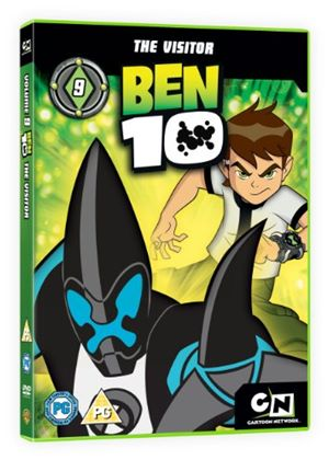 Ben 10 - Vol.9 - The Visitor