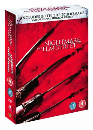 Nightmare On Elm Street - Double Pack (2010 version and the 1984 Classic)