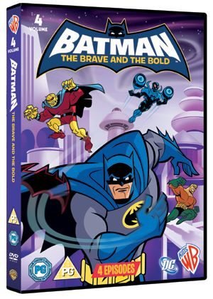 Batman - The Brave And The Bold Vol.4