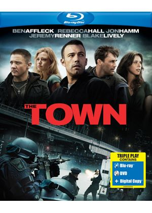 The Town - Triple Play (DVD  + Blu-ray + Digital Copy)
