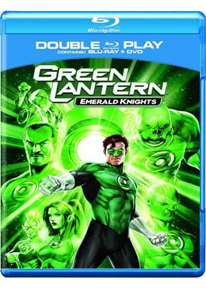 Green Lantern - Emerald Knights (Blu-ray)