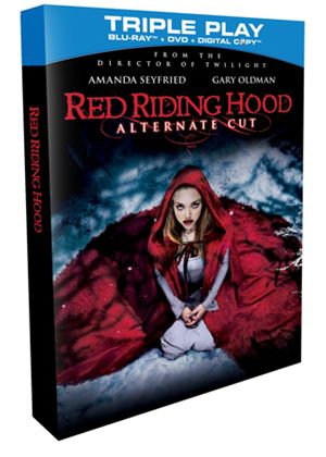 Red Riding Hood - Triple Play (Blu-ray + DVD + Digital Copy)