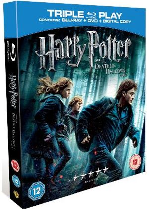 Harry Potter And The Deathly Hallows Part 1 - Triple Play (Blu-ray + DVD + Digital Copy)