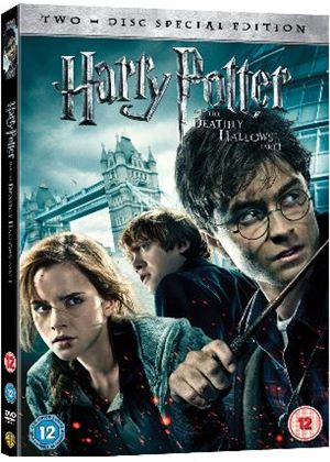 Harry Potter And The Deathly Hallows Part 1 (2 Disc)