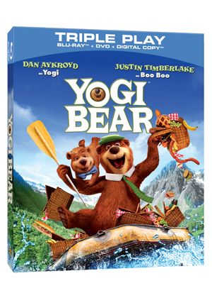 Yogi Bear - Triple Play (Blu-ray + DVD + Digital Copy)