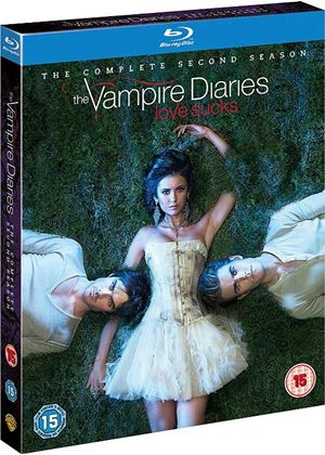 The Vampire Diaries: Season 2 (Blu-Ray)