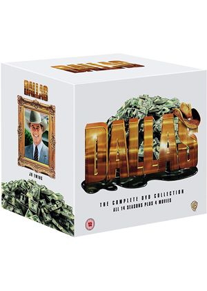 Dallas - Complete Season 1-14