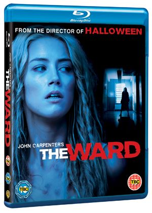 John Carpenter's - The Ward (Blu-Ray)