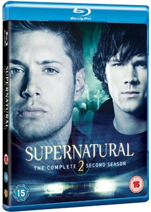 Supernatural - Season 2 Complete (Blu-Ray)