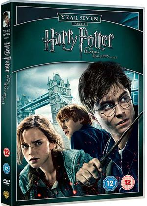 Harry Potter And The Deathly Hallows Part 1 (1 Disc)