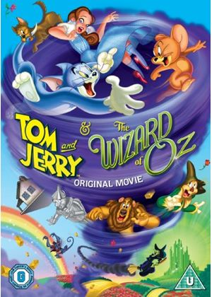 Tom And Jerry - Wizard Of Oz