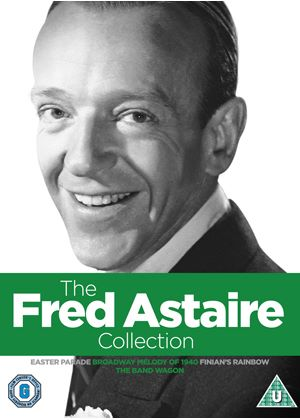 The Fred Astaire Signature Collection:Easter Parade/Broadway Melody of 1940/Finian's Rainbow/The Band Wagon.