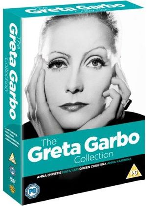 The Greta Garbo Collection: Anna Christie/Mata Hari/Queen Christina/Anna Karenina