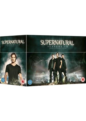 Supernatural - Seasons 1-6