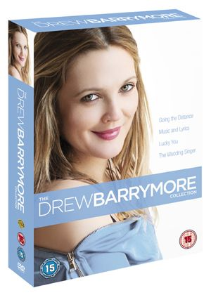 Drew Barrymore Box Set - Two Weeks Notice / Music And Lyrics / Lucky One / Going The Distance