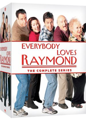Everybody Loves Raymond: The Complete Series (Season 1-9)