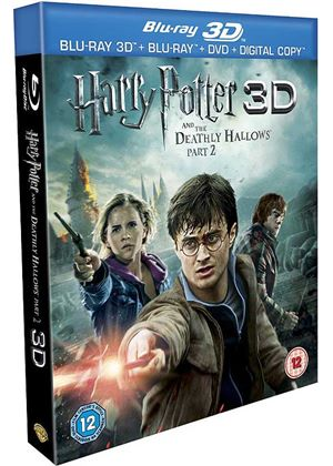 Harry Potter And The Deathly Hallows Part 2 (Blu-ray 3D)