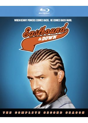 Eastbound and Down: Season 2 (Blu-Ray)